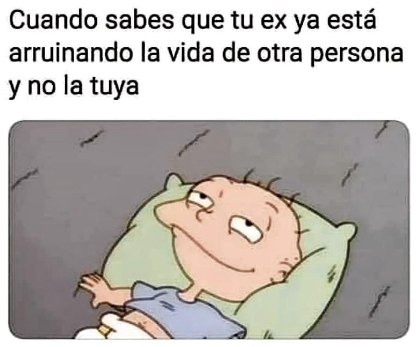 Mi ex meme