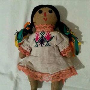 Muñeca de Trapo de la Independencia de México