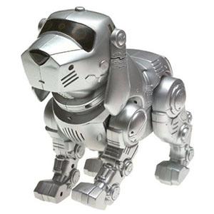 El Perro robot que sí está chido