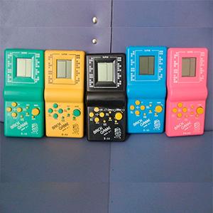 El primer Nintendo Switch portátil (Tetris)