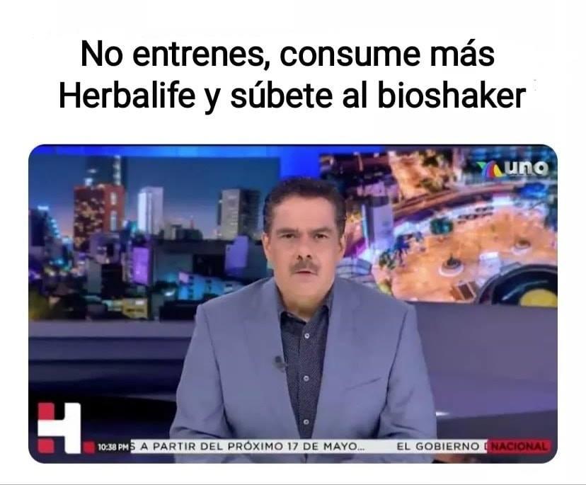 bioshaker herbalife
