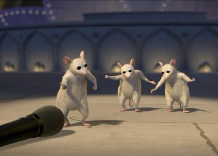singing blind mice