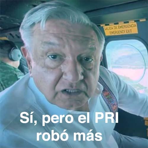 AMLO-PRI-robó-más