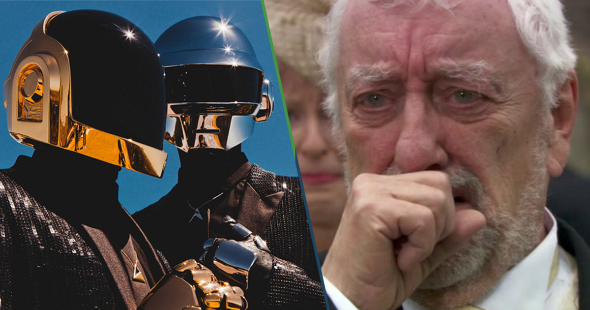 Cover Daft Punk se separa
