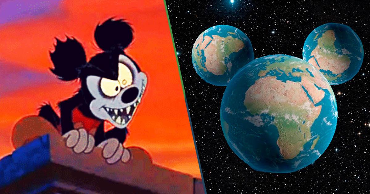 Cover Disney Libertad de Expresión Mundo