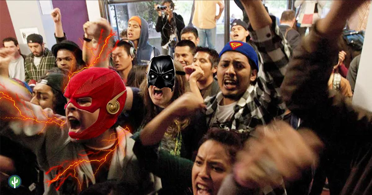 DC Comics Fans Supergirl