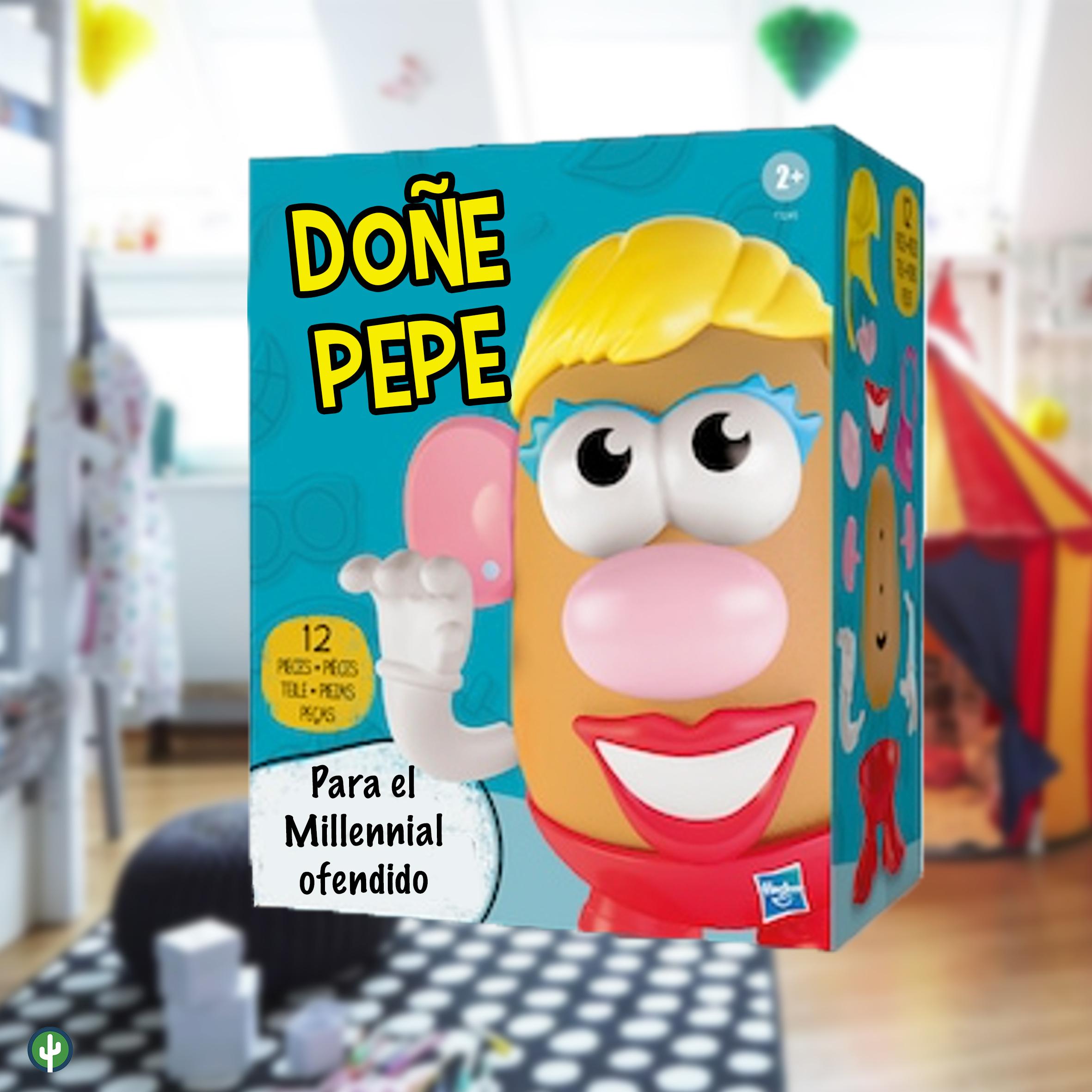 Doña Papa Meme