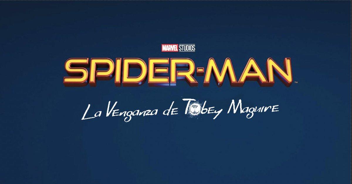 Spider-Man 3 MCU Tobey Maguire
