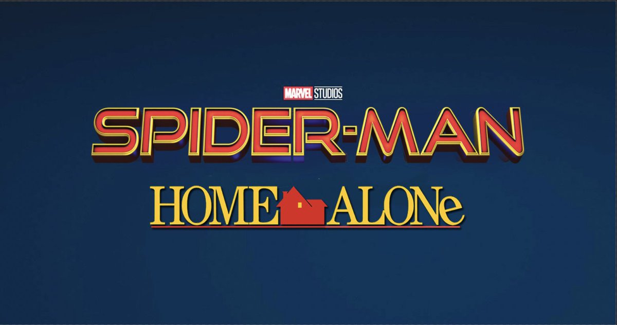 Spider-Man Home Alone