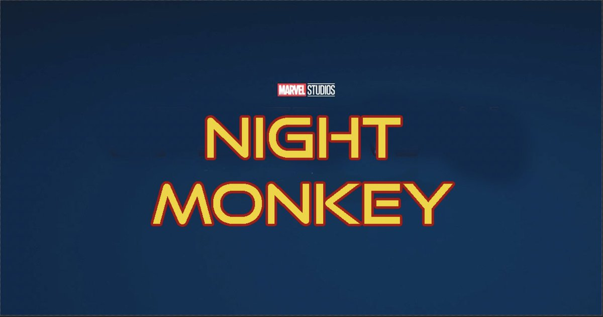 Night Monkey Spider-Man