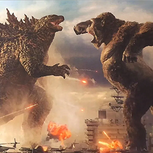 ¿Eres Team Gozilla o Team Kong?