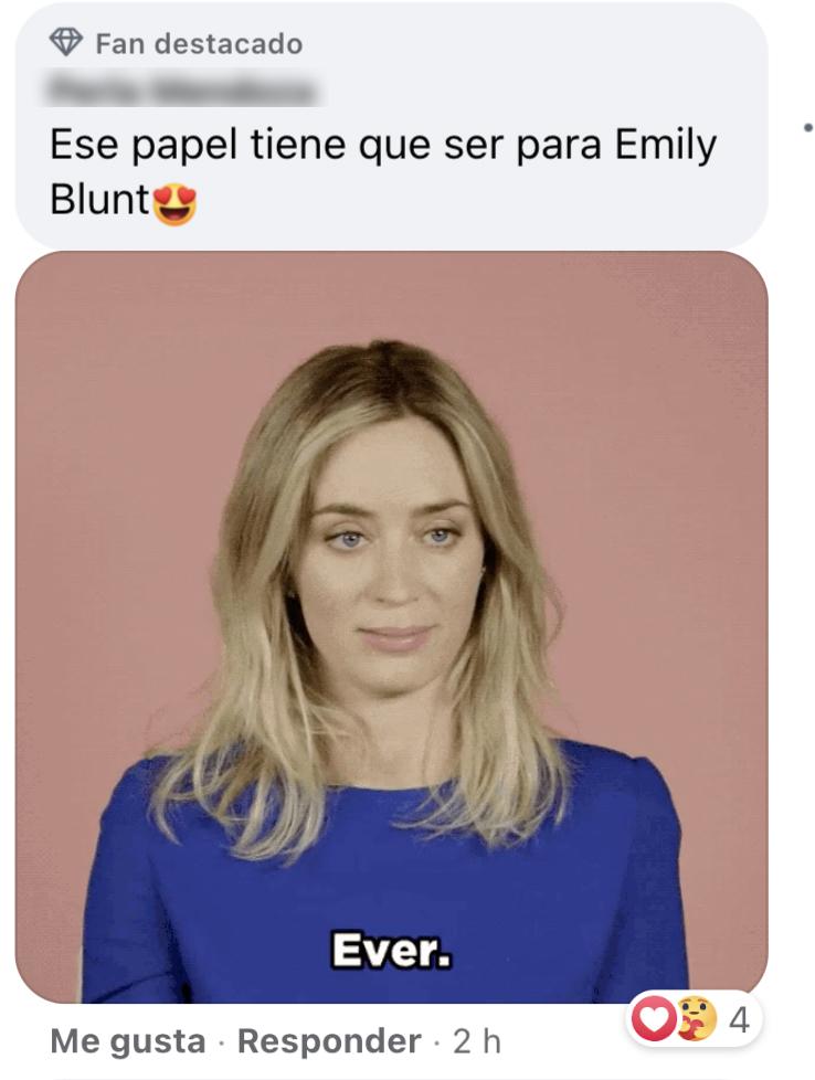 Jennifer Lawrence Fantastic Four Emily Blunt