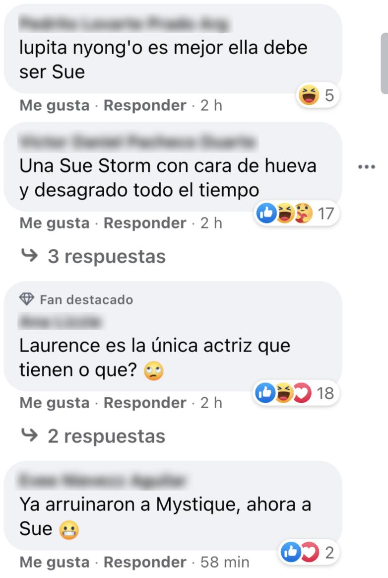 Jennifer Lawrence Fantastic Four