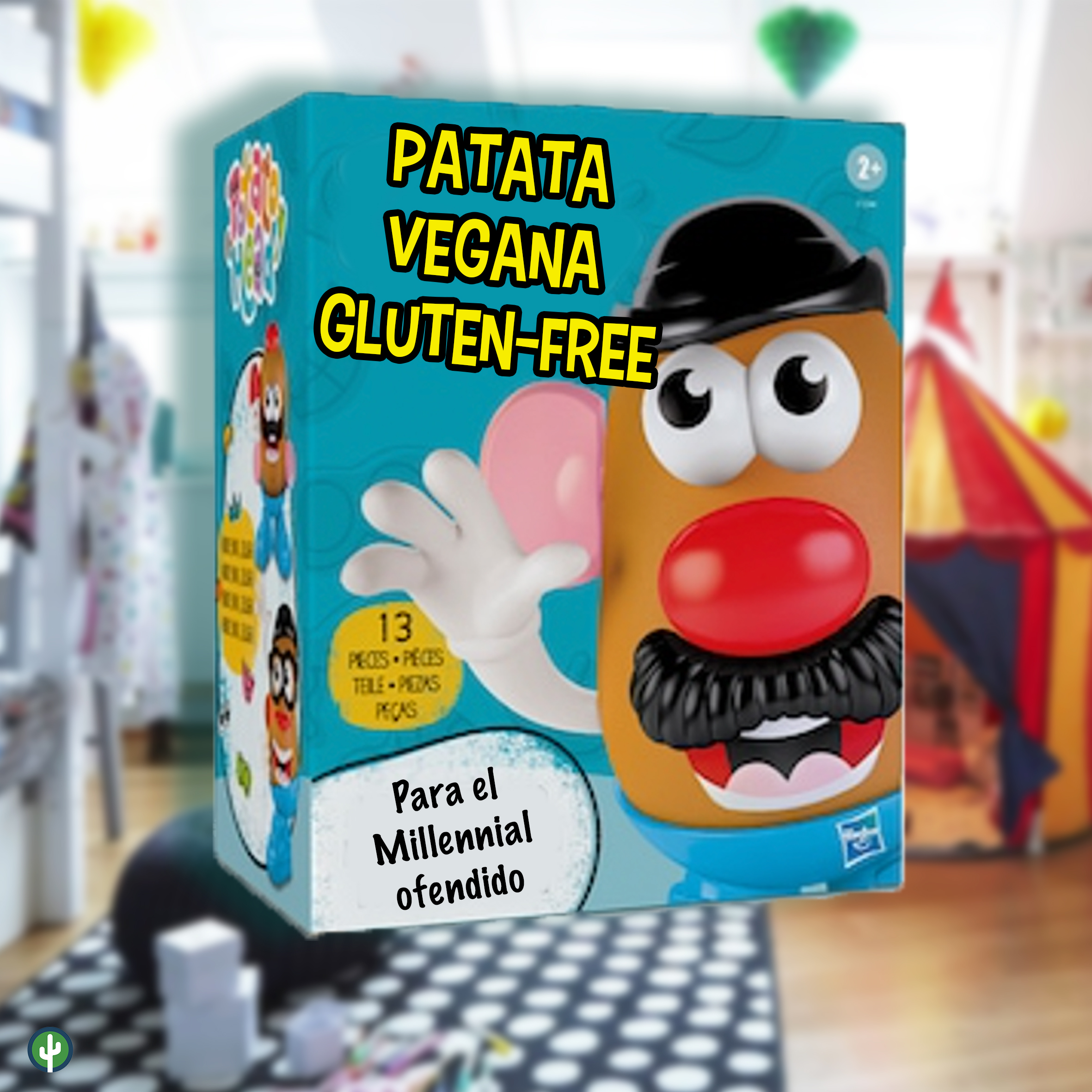 Mr Potato Head Vegan Gluten Free