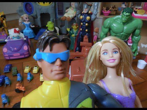 juguetes ken barbie