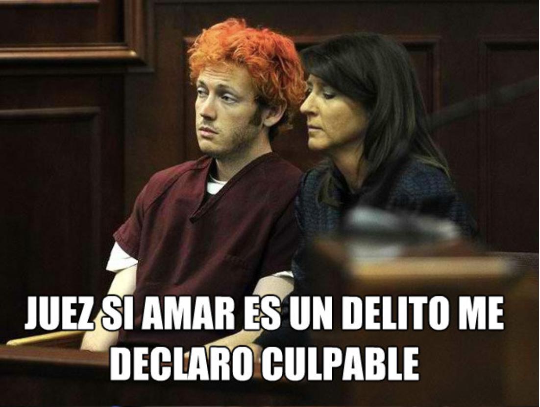 si amar es un delito me declaro culpable meme //nota tulum gay