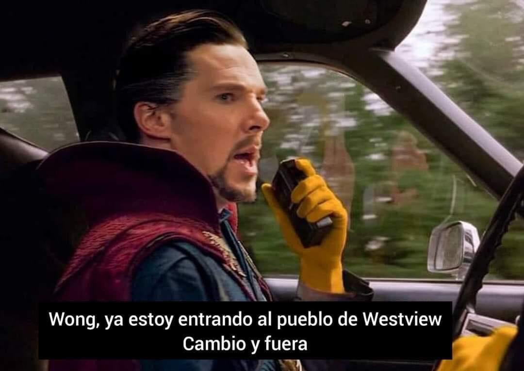 doctor strange westview
