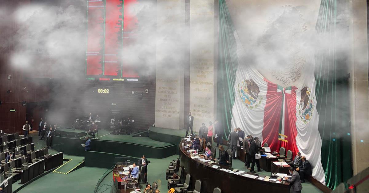Cover Camara de Diputados aprueba marihuana