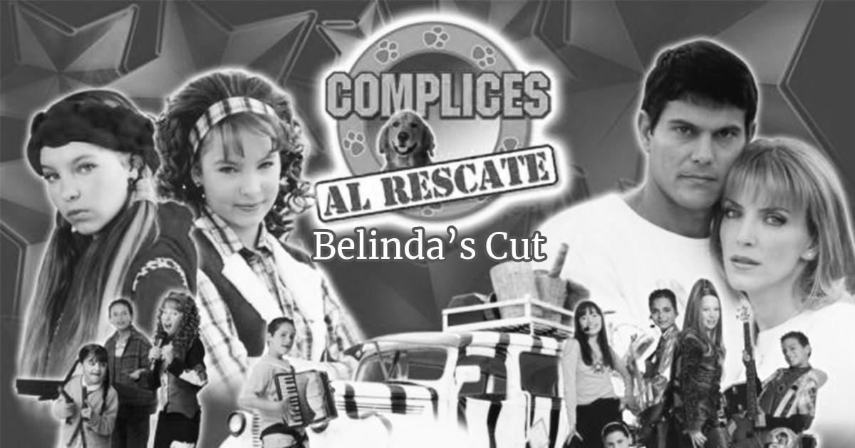 Cover Complices al Rescate Belinda