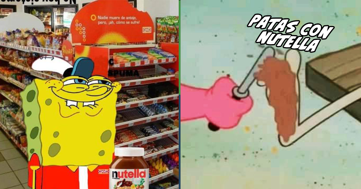 Cover Nutella Memes