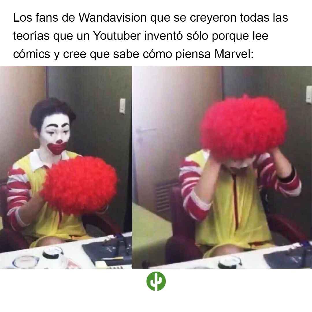 Fans de Marvel meme