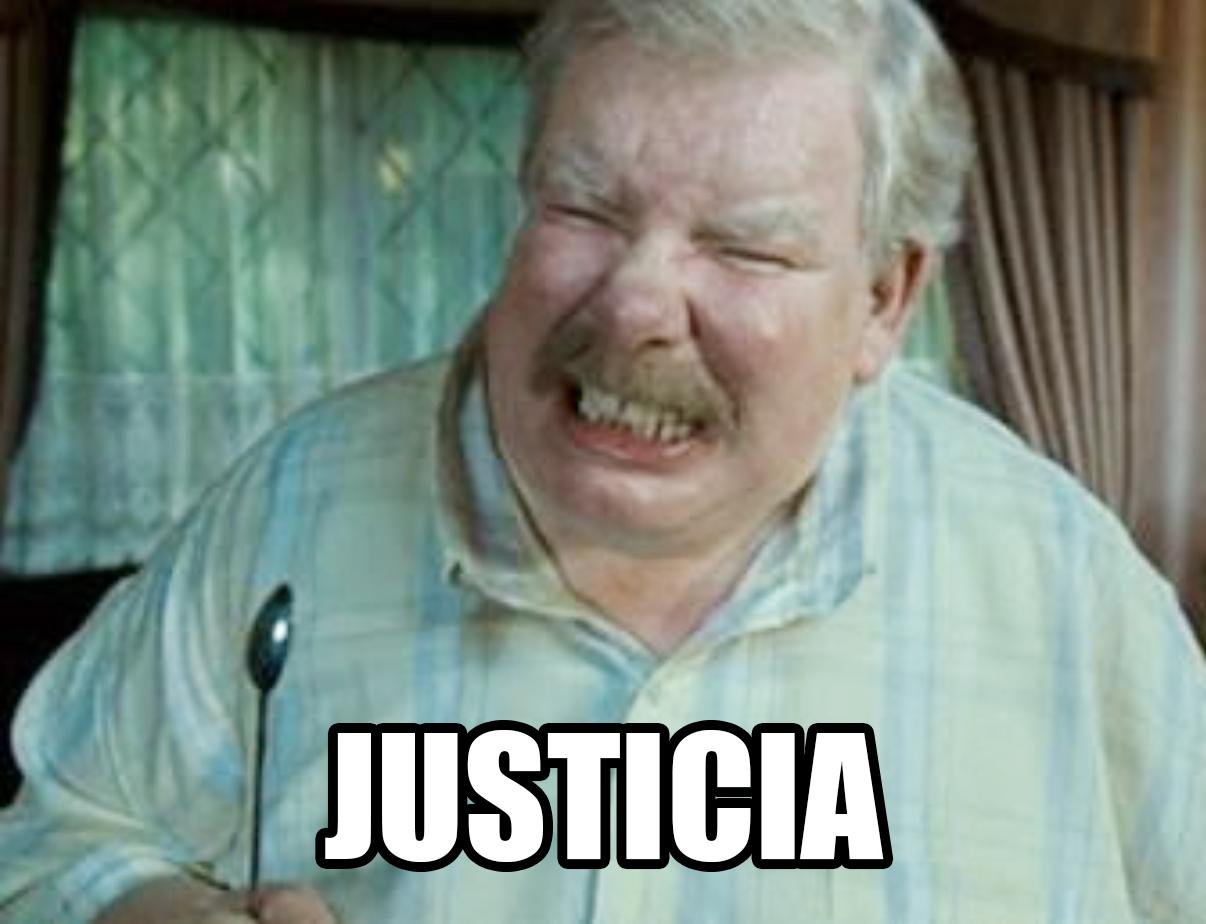 Justicia Tío Vernon Harry Potter meme