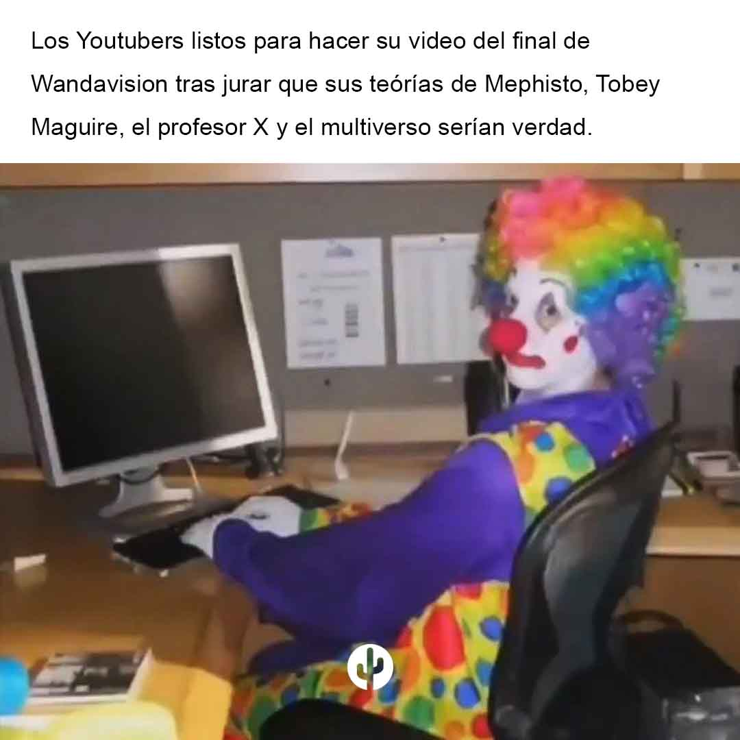 Youtubers Wandavision