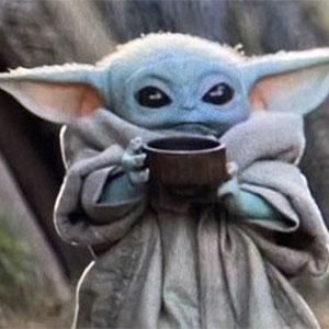 Ahorita ando apenas entendiendo los memes del Mandalorian... yo creo que el Baby Yoda