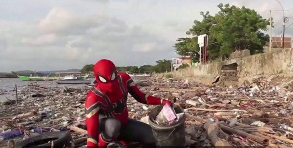 el chapo spiderman