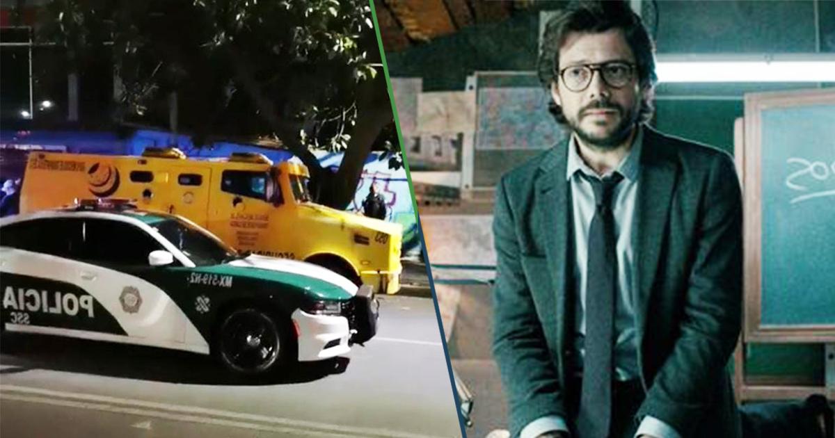 Cover GAM Camioneta de Valores