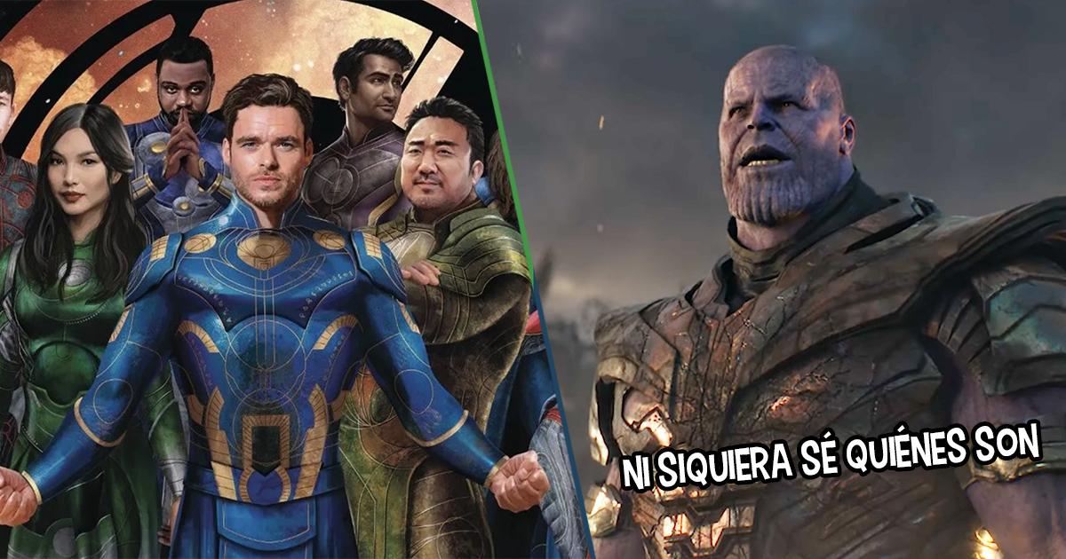 Cover Eternals Marvel Trailer