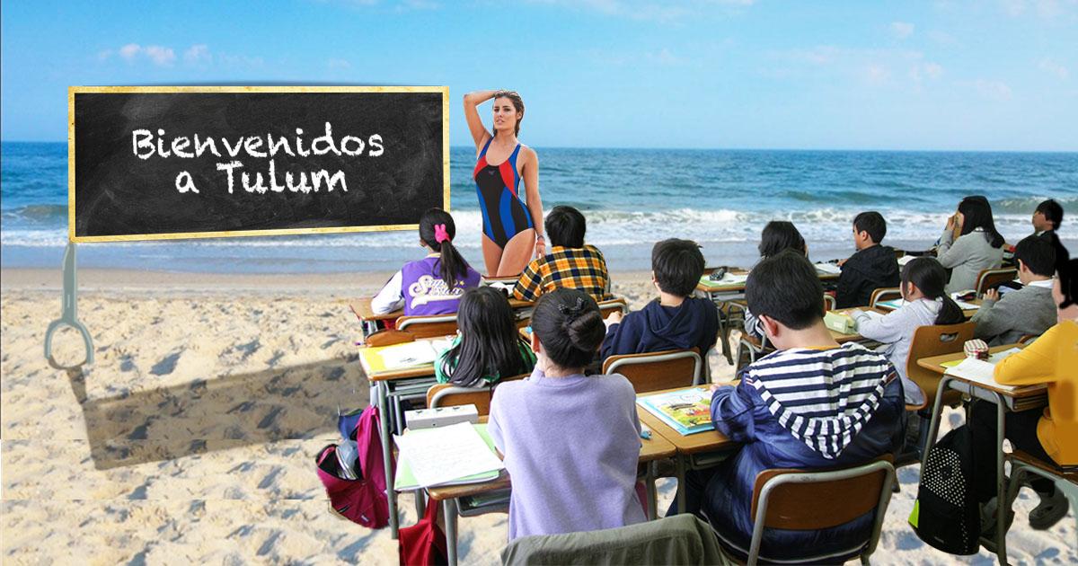 Cover SEP Clases Presenciales Playa
