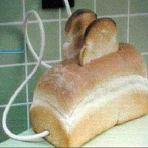 2. Si tu pan tostado se te quema en el desayuno, tú...