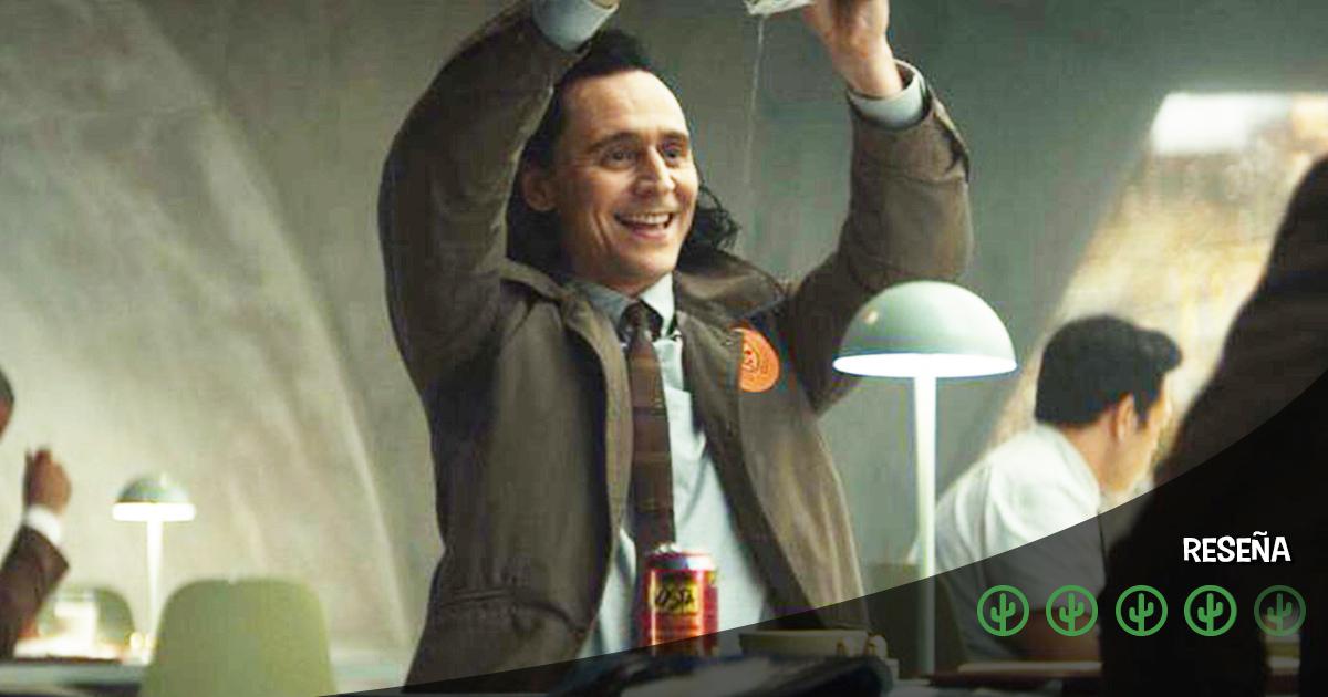 Cover Loki reseña episodio 2